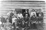 Kemp Family, circa 1890