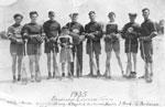 Sundridge Lacrosse Team, 1935