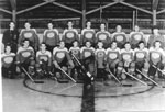 Group Photograph of Hockey Team, The Sundridge Beavers, 1947 - 1948