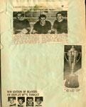 Wayne Hall's Sports Scrapbook, 1947
