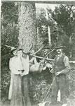 William and Ella Dunbar, with David and Eva Dunbar, circa 1900