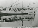 Sunday School Picinic on the Dunbar's Paddle Boat, circa 1900