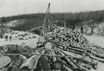 Kent's Mill Log Dump, circa 1935