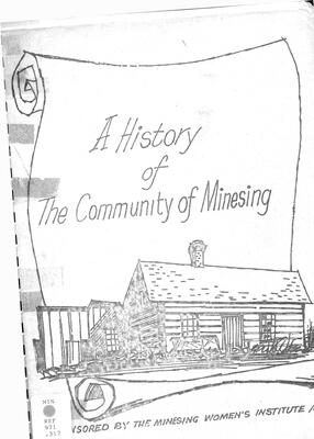A History of the Community of Minesing