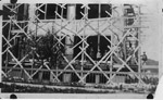 Construction of Schreiber High School (1924)