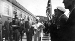 King George VI and Queen Elizabeth at Schreiber (1939)