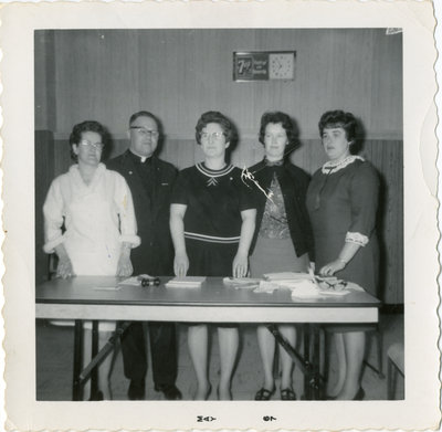 Catholic Women's League Officers