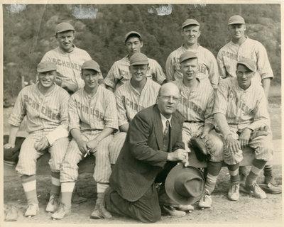 Schreiber Baseball Team