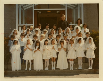 Holy Angels - First Communion