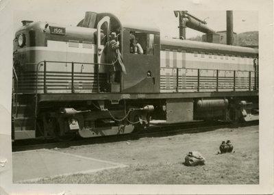 C.P.R. Engine 1501