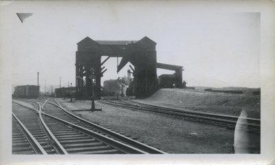 Train Tracks in Jackfish
