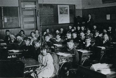 Schreiber Class Photograph