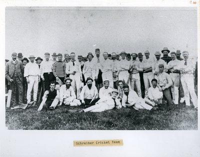 Schreiber Cricket Team