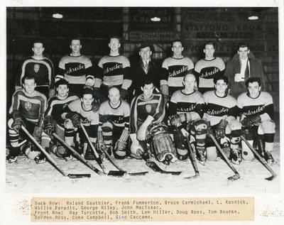 Schreiber Hockey Team
