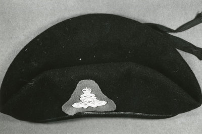 Beret from World War II