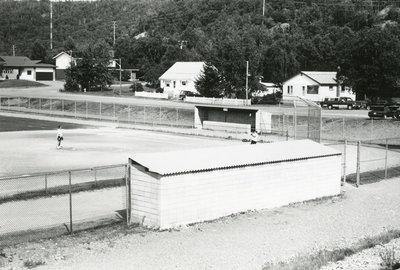 Schreiber Baseball Field