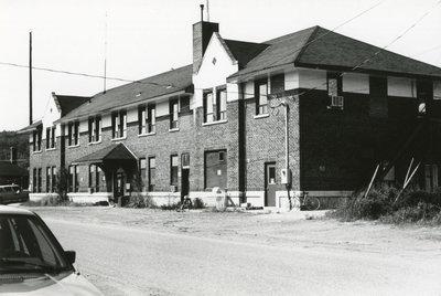 C.P.R. Station