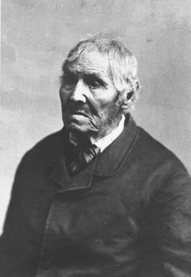 Photo of Chief John Smoke Johnson