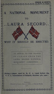 Laura Secord National Monument Petition
