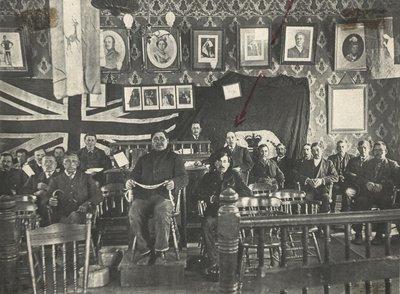 Chief Josiah Hill - Secretary Six Nations Council 1873-1915