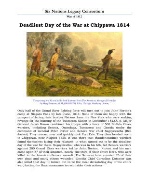 War of 1812 Series (36): Deadliest Day of the War at Chippawa