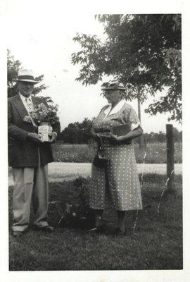 Richard Johnson and Susan (Anderson) Johnson