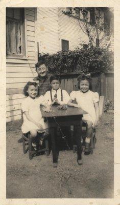 Family of Luella (Anderson)