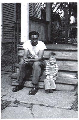 Maynard Anderson and Don Lynch