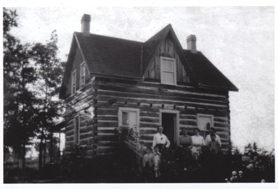 John and Mary Anderson's House