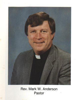 Rev. Mark W. Anderson, Pastor
