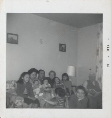 Maynard Anderson Family