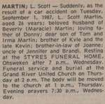 Martin, L. Scott