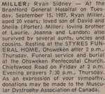 Miller, Ryan Sidney