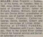 Miller, Allan Franklin
