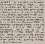 Miller, Harry