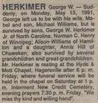 Herkimer, George W.