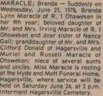 Maracle, Brenda