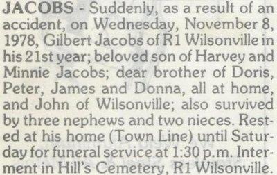Jacobs, Gilbert
