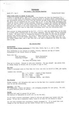 Tekawennake News - May 4, 1968