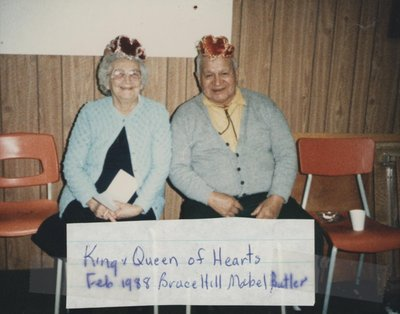 """""""King and Queen of Hearts"""""""