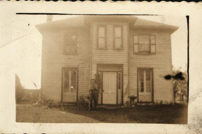 A circa-1900 photograph of Pauline Johnson's house. Courtesy the Six Nations Public Library.