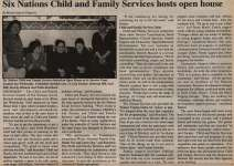 """Six Nations Child And Family Services hosts open house"""
