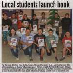 """Local Students Launch Book"""