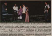 """Six Nations Native Pageant finishes another successful season"""