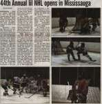 """44th Annual lil NHL opens in Mississauga"""
