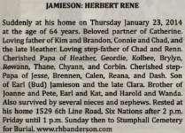 Jamieson, Herbert Rene