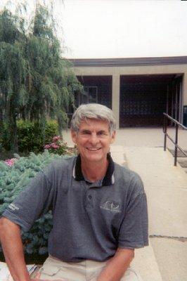 Photograph of Doug Letson