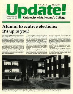 Update! March 1984