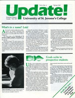 Update! Spring 1987