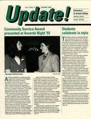 Update! Spring 1993